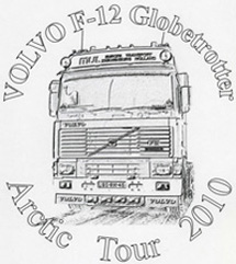 Volvo F12 Artic Tour